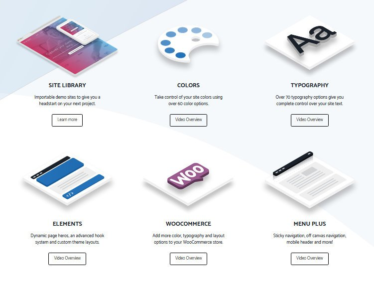GeneratePress vs Genesis Framework? These are just some of the GenesatePress styling and customization options.
